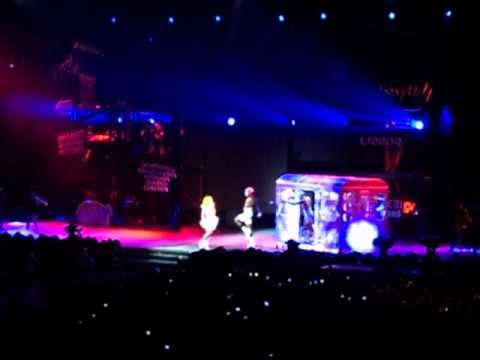 Lady Gaga's Virgin Mobile Monster Ball @ Power Balance Pavillion / Marty's FIRST Arena Concert!