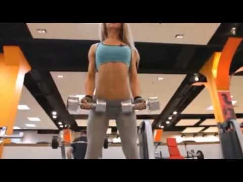 How Women Should Lift Weights To Tone Without Getting Big Muscle Size