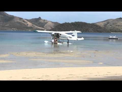 Turtle Island, Fiji- guest Arrival