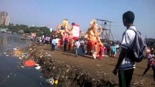 Ganpati Bapa Morya Video By Vijay Photo  MSFC Maa Sharda Film Corporation R No 11670