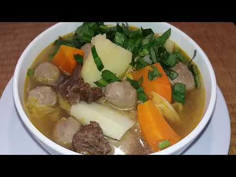 Beef Soup with Vegetables | Asian at Home