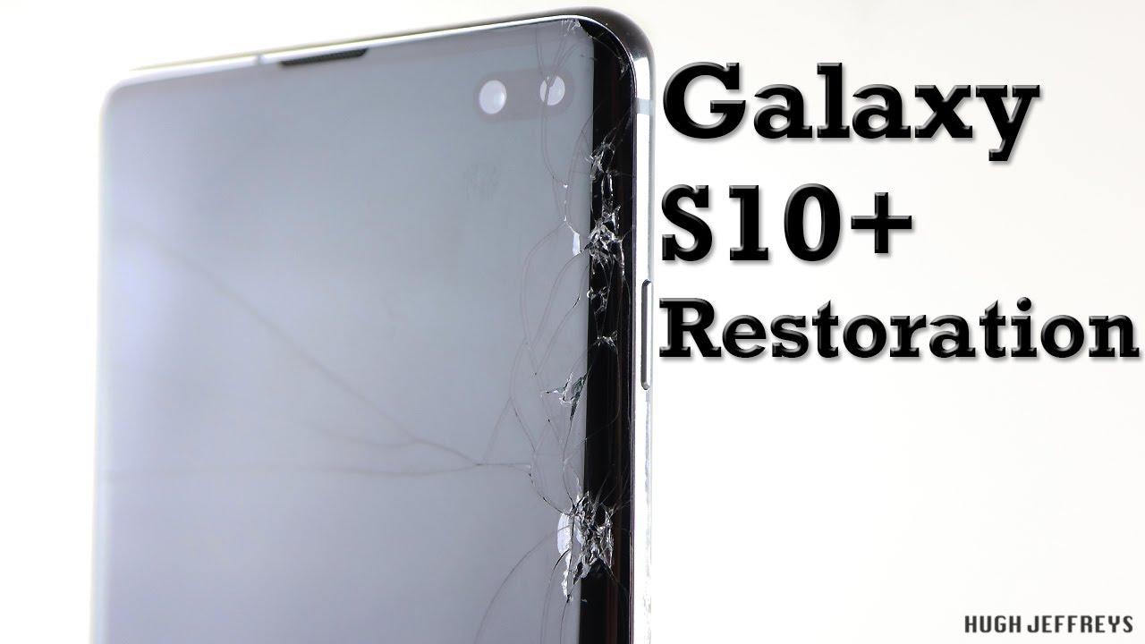 Repairing my $400 Galaxy S10+ - Display Replacement