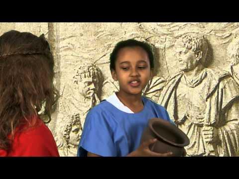The Castor Romans - Roman POTTERY  - Industry