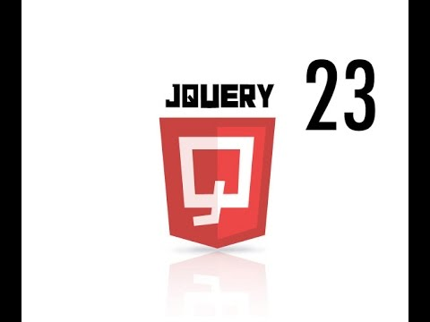 23. JQuery for Beginners - SET CONTENT text()