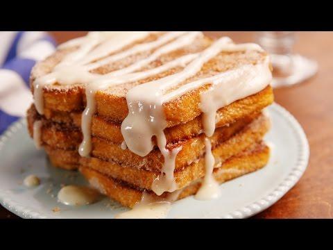 Churro French Toast | Delish