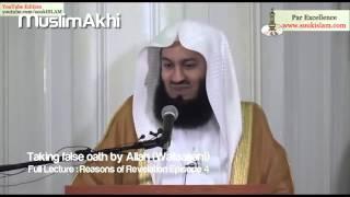 Saying Wallaaaaaahi All The Time - Mufti Menk