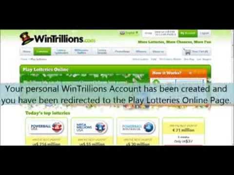 Play International MEGA Millions Lotto Online