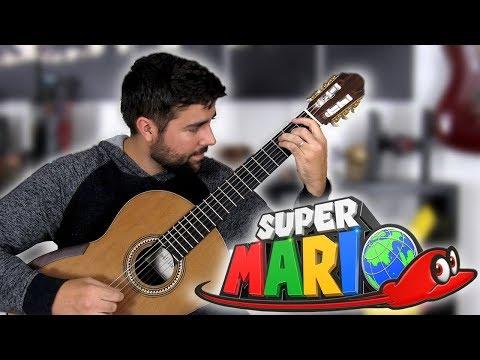 SUPER MARIO MEETS CLASSICAL GUITAR