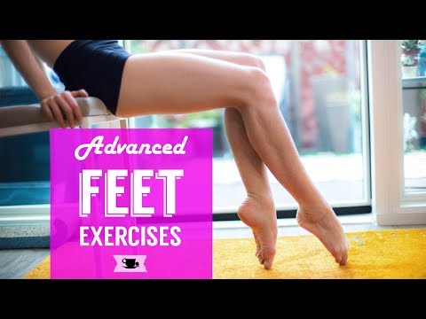 This is How I Strengthen my Ballet Feet