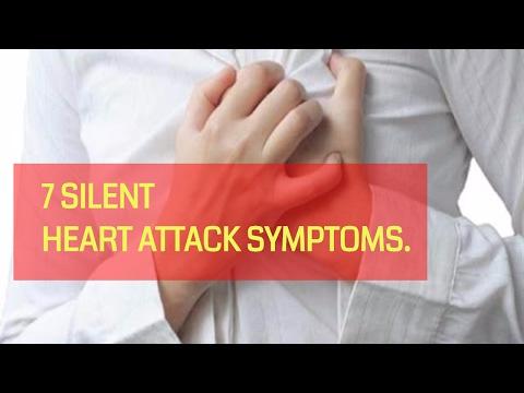 7 SILENT HEART ATTACK SYMPTOMS
