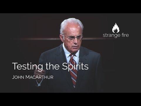 Testing the Spirits (John MacArthur) (Selected Scriptures)