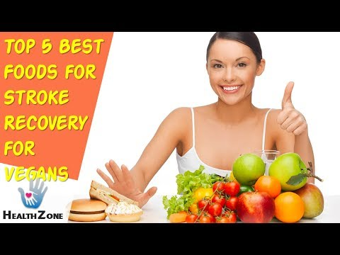 Top 5 Best Foods for Stroke Recovery for Vegans