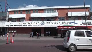 Municipalidad Confirma Unos 1 Mil 500 Casos De COVID 19 En Villa Nueva