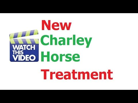 Stop Charley Horse Treatment | Charlie Cramps Cure