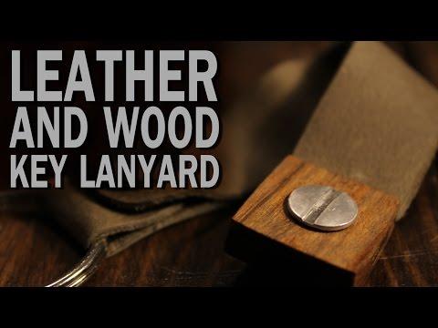 Key lanyard - DIY tutorial