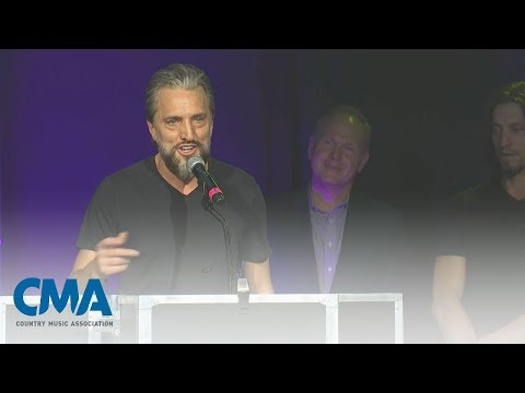 The Warren Brothers Accept CMA Triple Play Awards | CMA