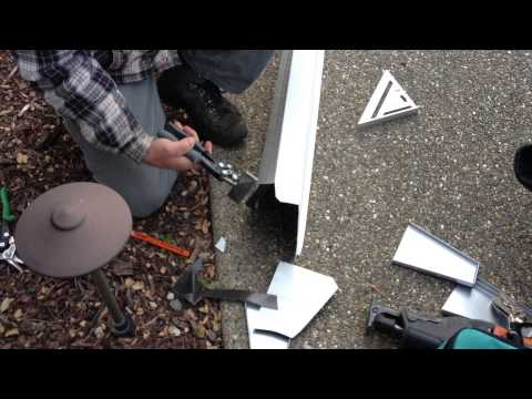 General Maintenance Company / Gutter Miters Step 5