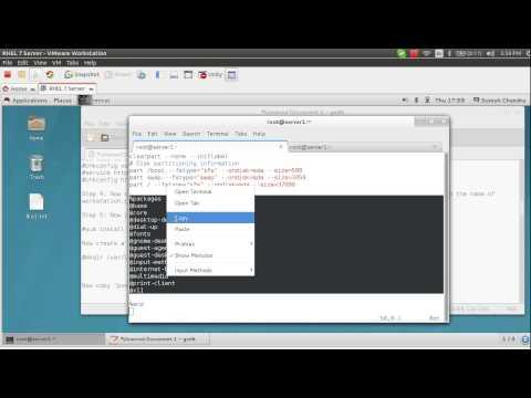 PXE Boot Server on RHEL 7/CentOS 7