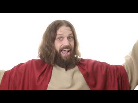 i paid jesus to dance to the internet is here