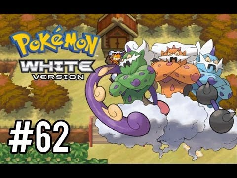 Pokemon White Ep 62 | Thundurus, Landorus & Tornadus