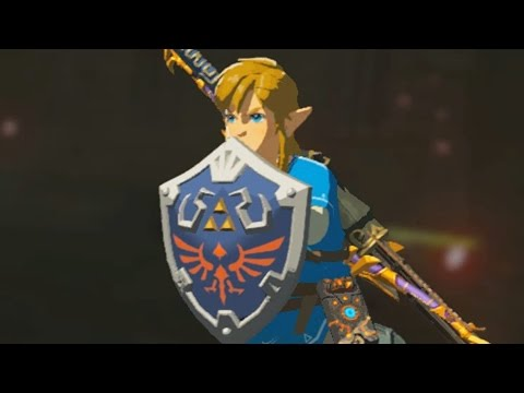 The Legend of Zelda: Breath of the Wild - Hylian Shield & Master Sword Location