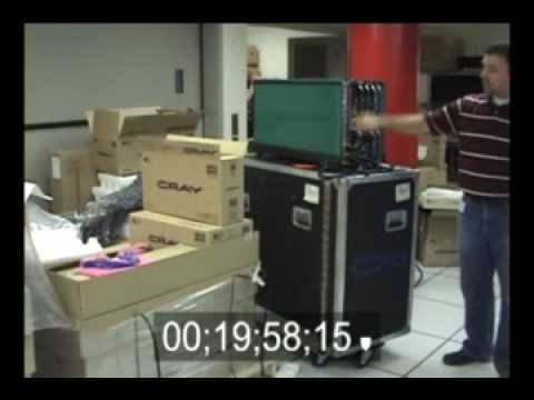 How to build a personal Cray CX1 supercomputer