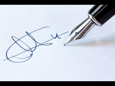 HOW TO MAKE A SIGNATURE OF YOUR NAME 💪🌴⚽😻💊🔵🔴