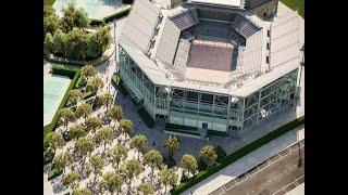 Volvo Car Stadium renovations underway