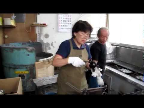 Japanese soft vinyl (sofubi) toy factory