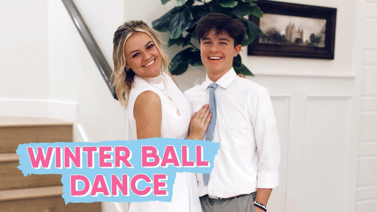 WINTER BALL DANCE || KESLEY JADE LEROY