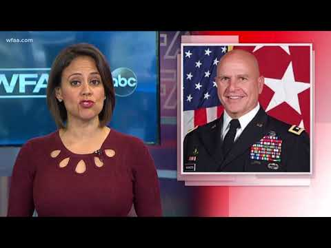 McMaster out as National Security Advisor