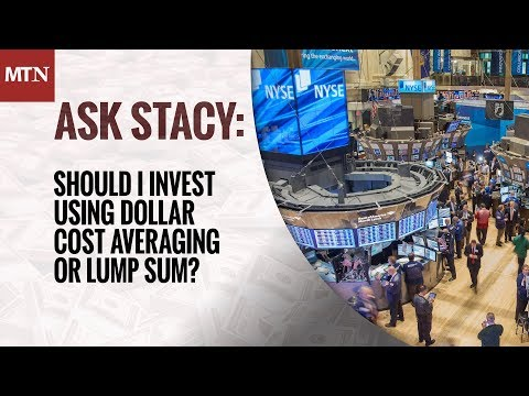 Should I Invest Using Dollar Cost Averaging or Lump Sum?
