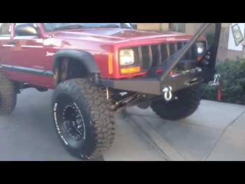 Jeep XJ Cherokee 6
