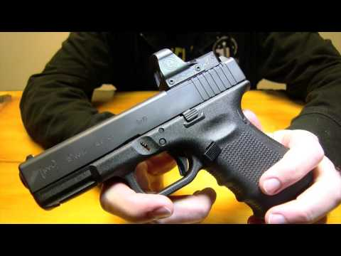 FIRST LOOK: Brand New from Glock: The Glock 17 MOS & Glock 19 MOS