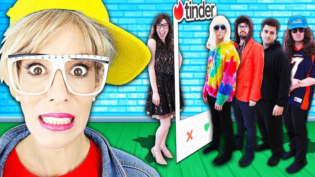 Giant Dating Game In Real Life to Find Best Friend Crush!