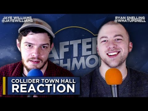 Collider Town Hall Reaction | After Schmoe Special