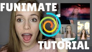 FUNIMATE Tutorial! Best Effects for Videos