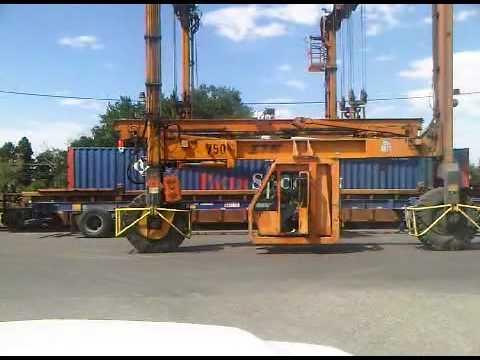 El Paso Domestic Container Lift
