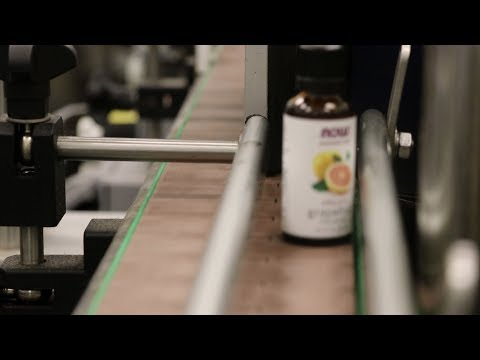 Making Quality Natural Products   NOW Facility Overview   Supplements, Foods, Essential Oils & More