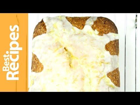 Lemon Pound Cake - Best Recipes with Drew Maresco