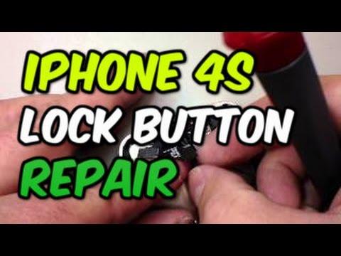 iPhone 4S Power Button, Proximity Sensor Replacement