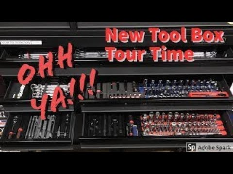 Tool Box Tour 2 - The Most In Depth Tour - Learn What You Need