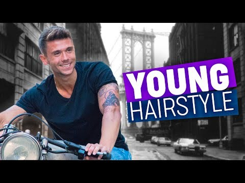 Young Hairstyle | James Dean Hair Inspiration