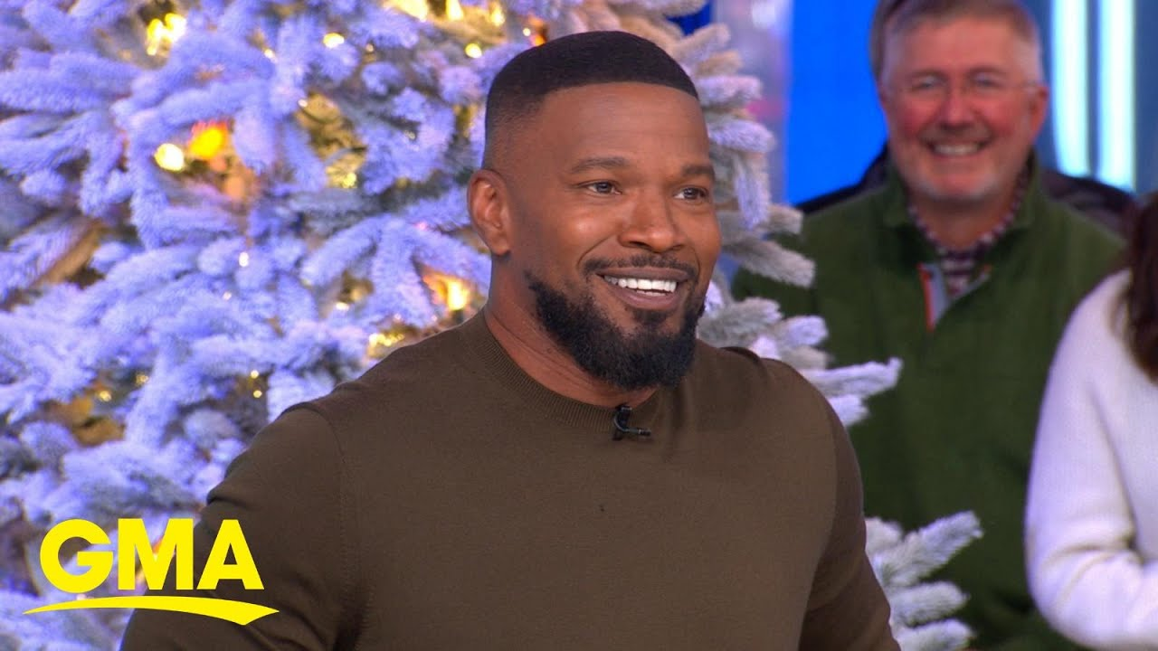 Jamie Foxx gave his daughter tips for her 'Good Times' role l GMA