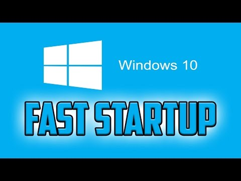 How To: Boot/Startup Windows 10 Faster