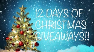Cs Get Crafty - 12 Days Of Christmas Giveaways - Day 12