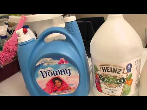 Vinegar in Your Wash: Get Rid of Mildew Smell - aSimplySimpleLife