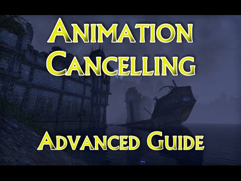 Advanced ESO Animation Cancelling Guide - Pro Tips & How to Optimize Your DPS!