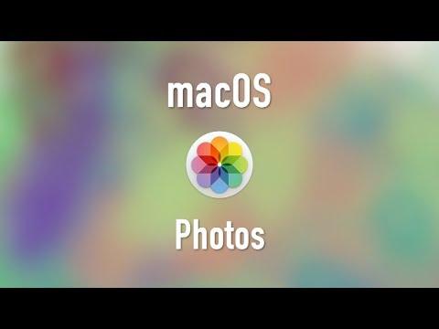macOS: Photos