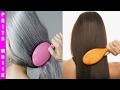 सफ़ेद बालो को जड़ से प्राकृतिक रूप से काला करने का उपाय | Turn Grey Hair To Black Hair Naturally